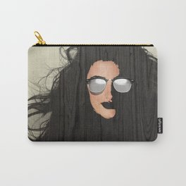hair 03 Carry-All Pouch
