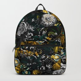 EXOTIC GARDEN - NIGHT Backpack