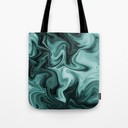 ABSTRACT LIQUIDS 60 Tote Bag