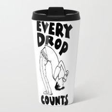 Every Drop Counts Travel Mug