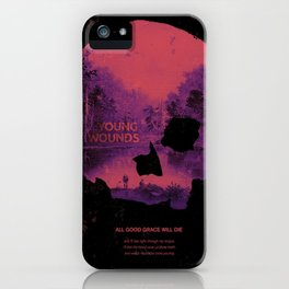 Young Wounds iPhone Case