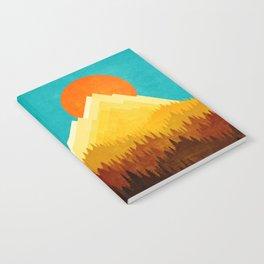 HOT LANDSCAPE Notebook