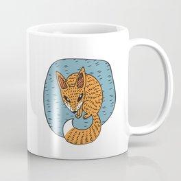 Fox Hole Coffee Mug