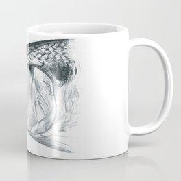 Portrait of a shad Coffee Mug