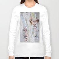 rorschach Long Sleeve T-shirts featuring RORSCHACH by Rosalind Breen