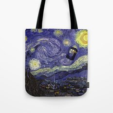 Doctor Who 010 Tote Bag