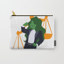 Judge, Jury, and Executioner Carry-All Pouch