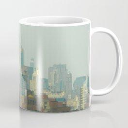 New York City Skyline Photograph Coffee Mug