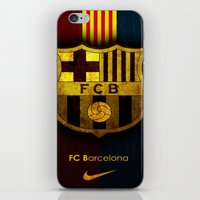 sports iPhone & iPod Skins featuring Sports by Kalagi