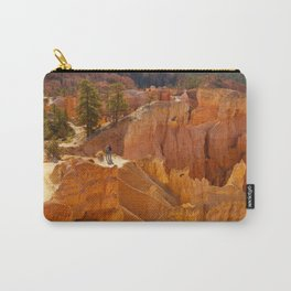 Sunrise Point at Bryce Canyon Carry-All Pouch