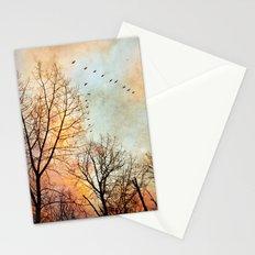 January Stationery Cards