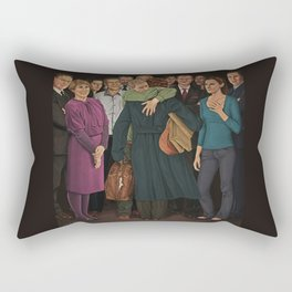 Welcome Home Rectangular Pillow