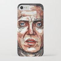 christopher walken iPhone & iPod Cases featuring Walken by Dnzsea