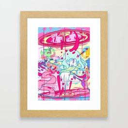 GOREFUN Framed Art Print