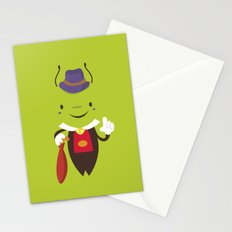 Pepe grillo Stationery Cards