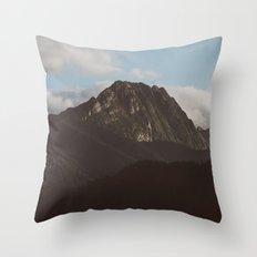 Giewont Throw Pillow