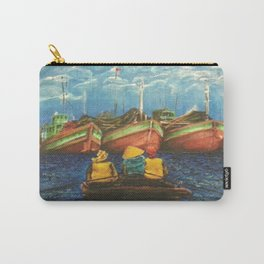 Halong bay Carry-All Pouch