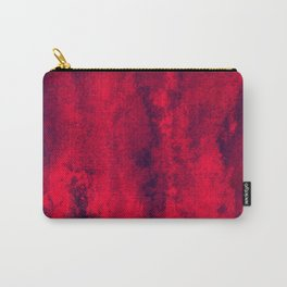 Watercolor abstract art Carry-All Pouch