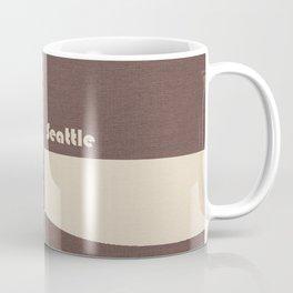 Seattle Mosaic Coffee Mug