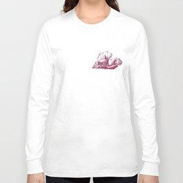 Heart Under Construction Long Sleeve T-shirt