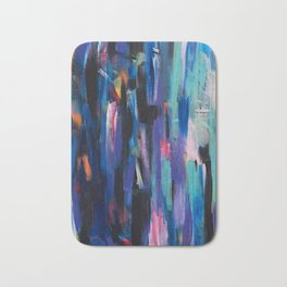 Color Splash Bath Mat