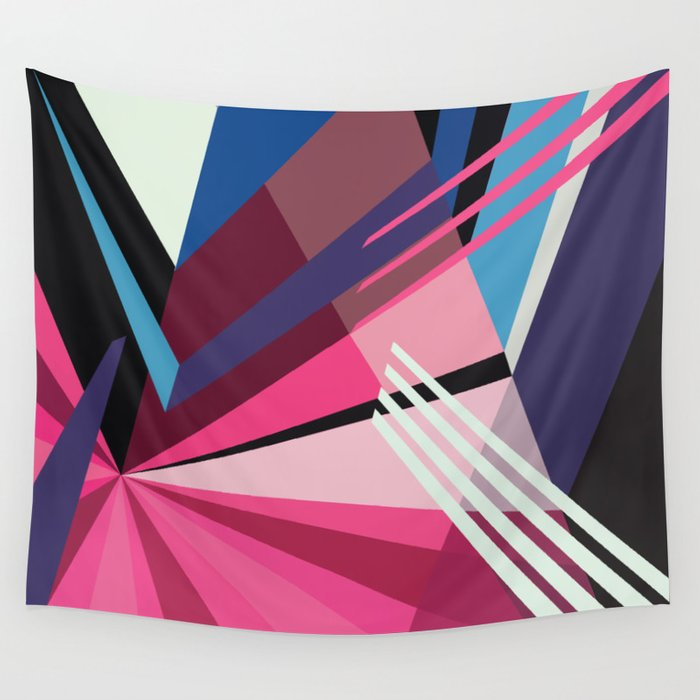 Amazing Runner No. 5 Wall Tapestry