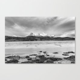 Ben Loyal Canvas Print