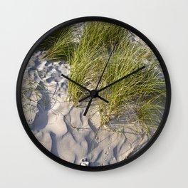 Sand Dune of Denmark Wall Clock