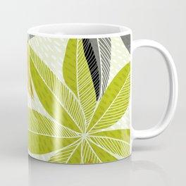 Modern Hawaiian Print Coffee Mug