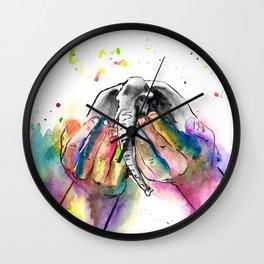 Delicate Wall Clock