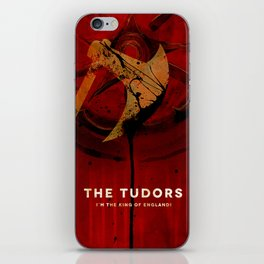 THE TUDORS iPhone Skin