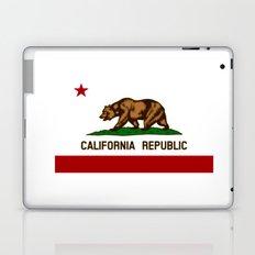California's flag Laptop & iPad Skin