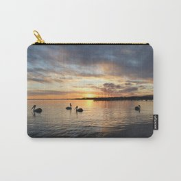Beautiful from Every Angle Carry-All Pouch