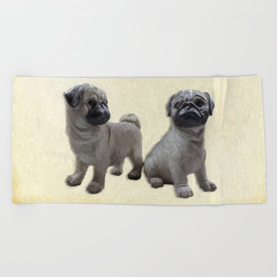 friends for life  2 Beach Towel