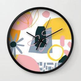Day Dreaming Wall Clock