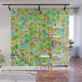 Marble Hive Botanical Wall Mural