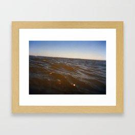 OceanSeries2 Framed Art Print