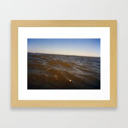 OceanSeries2 Framed Art Print