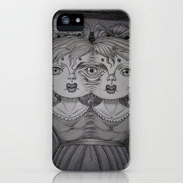 Sewn iPhone Case