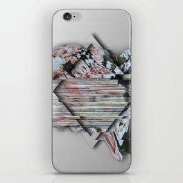 A Broken Definition Of Love iPhone Skin