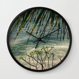 Bali Ocean Wall Clock