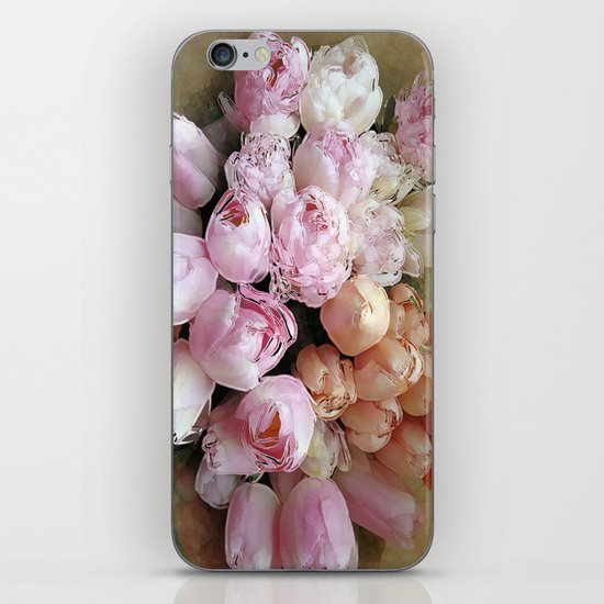 Tulips from Amsterdam iPhone & iPod Skin