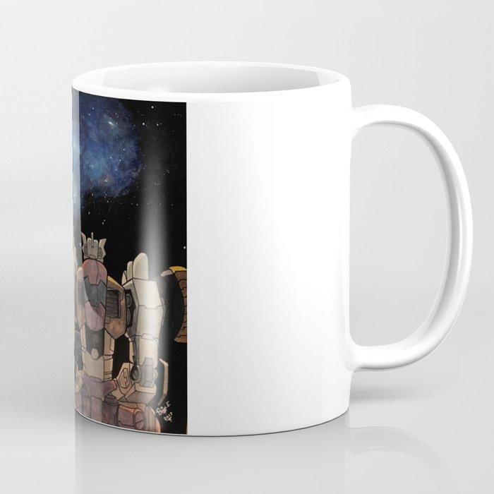 Chromedome & Rewind Coffee Mug