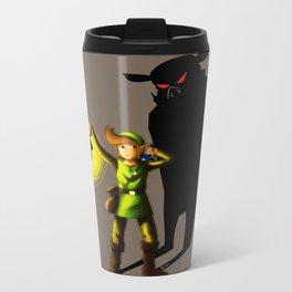 The Hero's Lantern Metal Travel Mug