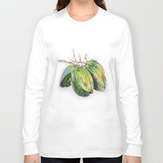 Island life coconut Long Sleeve T-shirt