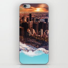 Upside Down iPhone Skin