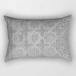 Aisha Bibi Rectangular Pillow