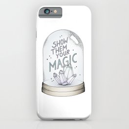Show them your magic iPhone Case