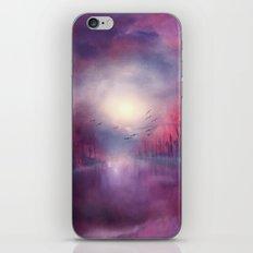 Calling The Sun XVIII iPhone Skin