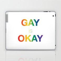 Gay is Okay Laptop & iPad Skin